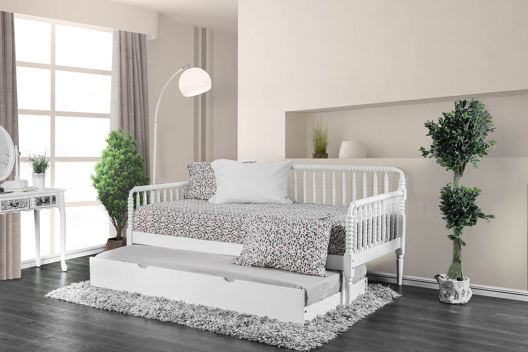 Linda White Twin Daybed