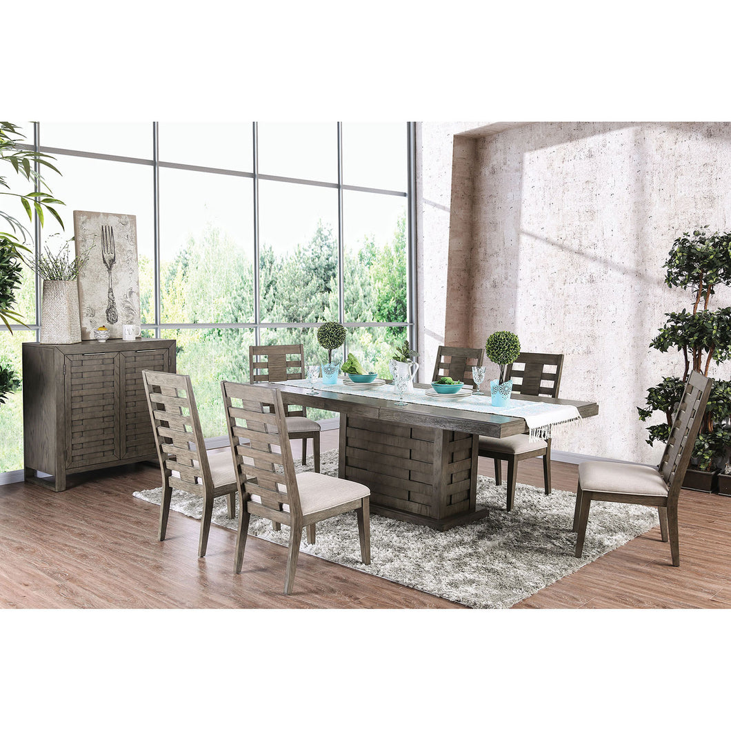 Jayden Gray Dining Table