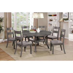 Juniper Gray 5 Pc. Round Dining Table Set