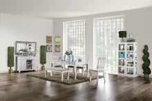 Load image into Gallery viewer, Kaliyah Antique White 6 Pc. Dining Table Set w/ Bench