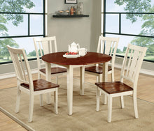 Load image into Gallery viewer, DOVER II  5 Pc. Round Dining Table Set