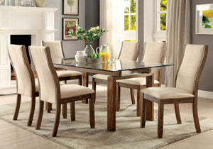 ONWAY Oak, Beige 5 Pc. Dining Table Set