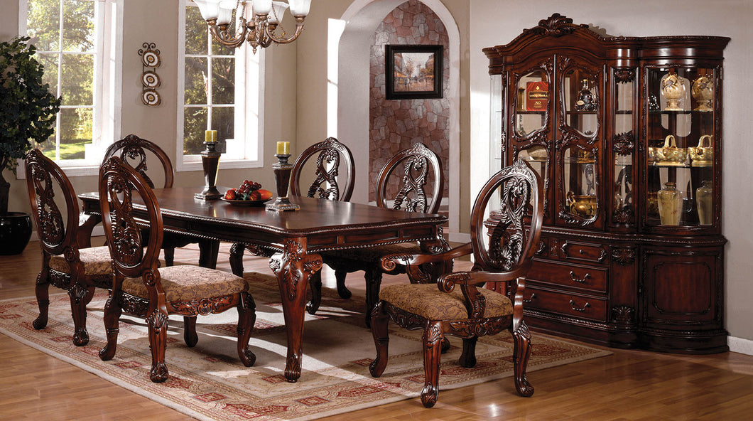 Tuscany II Antique Cherry Dining Table