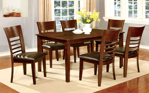 HILLSVIEW I Gray 7 Pc. Dining Table Set