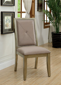 Echo Antique Gold Master Chair (2/CTN)