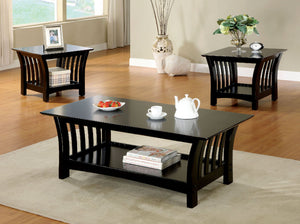 Milford Black 3 Pc. Set