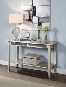 Celestine Silver Sofa Table