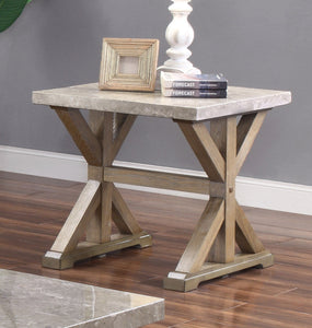 Haynes Natural End Table