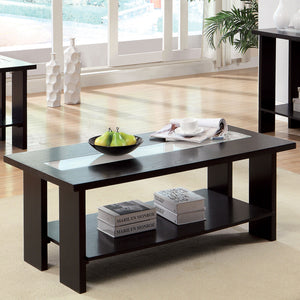 Luminar II Espresso Coffee Table
