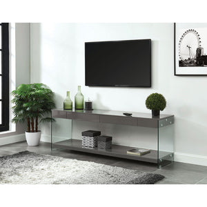 "Sabugal Gray 70"" TV Stand"