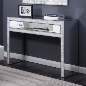 Elior Silver Dressing Table
