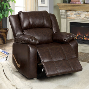 McLaughlin Brown Recliner