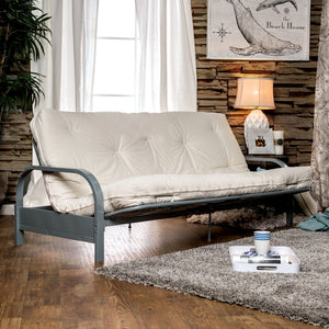 "KNOX White 8"" White Futon Mattress"