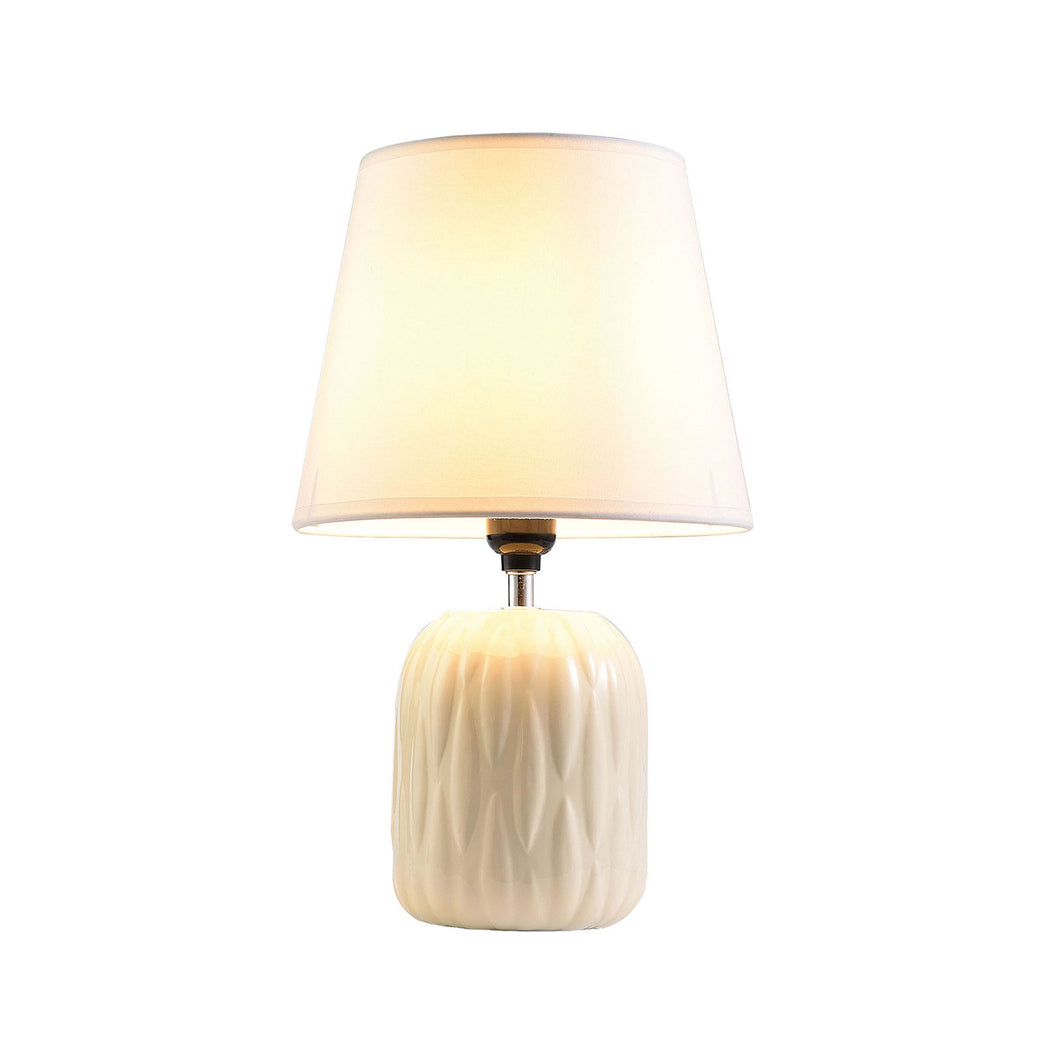 Liah Ivory Table Lamp