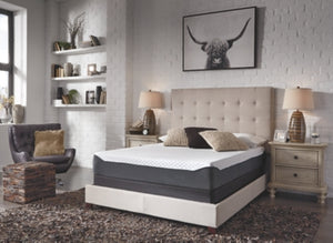 10 Inch Chime Elite Sierra Sleep by Ashley Memory Foam Mattress