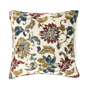 "Florra Multi 22"" X 22"" Pillow, Multi (2/CTN)"