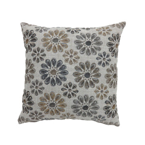 "Kyra Gray 18"" X 18"" Pillow (2/CTN)"