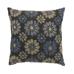 "Kyra Navy 22"" X 22"" Pillow (2/CTN)"
