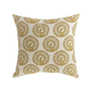 "Fifi Yellow 18"" X 18"" Pillow, Yellow (2/CTN)"