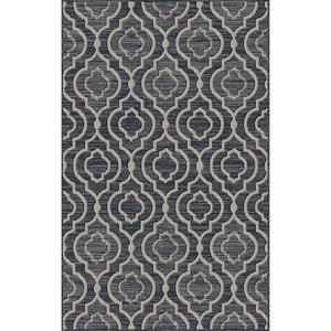 "Tidore Gray 5' 4"" X 7' 5"" Area Rug"