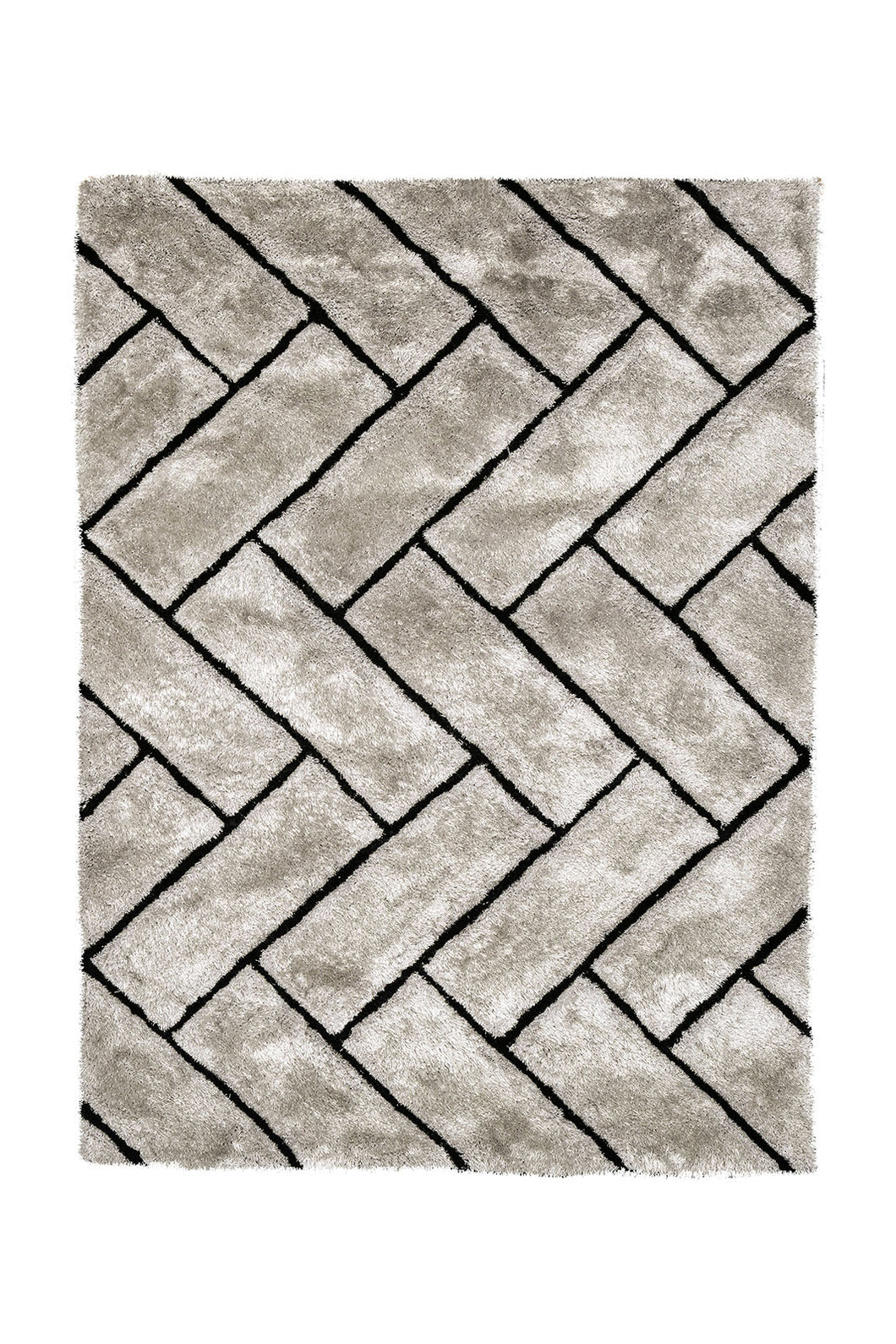 Fermont Gray 5' X 8' Area Rug