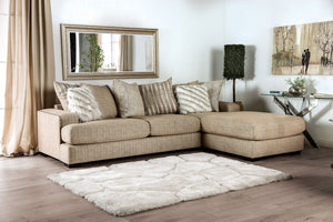 Avery Beige Sectional