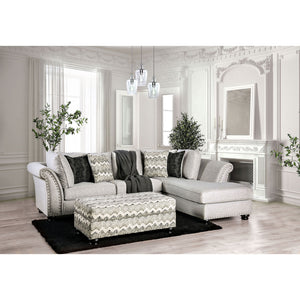 Pasquale Gray Sectional