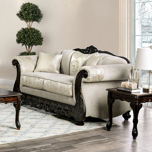 Newdale Ivory Love Seat