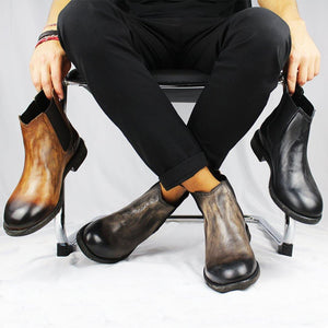 8 Reasons to Wear and Choose Real Italian Leather Boots