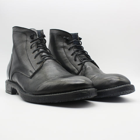 Ankle Boots in real Leather for Men