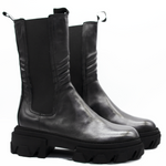 Load image into Gallery viewer, TR1011 BOOTS IN BLACK.