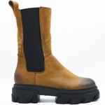 Load image into Gallery viewer, TR1011 BOOTS BRUSHED LEATHER NABUK.