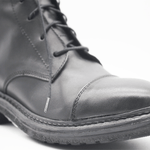 Load image into Gallery viewer, TR1001 Low Boot in black.