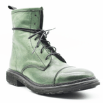 Load image into Gallery viewer, TR1005 Low Boot in washed green.