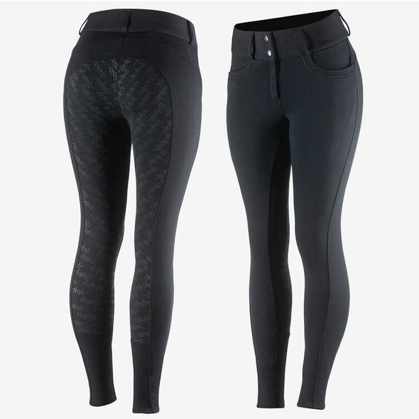 Horze Mia Thermo Silicone Full Seat Breeches