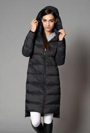 Asmar Everest Long Down Jacket