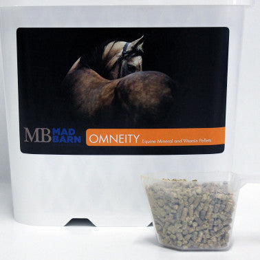 Mad Barn Omneity-Equine Mineral & Vitamin Pellet 20kg