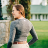 TKEQ The Taylor Seamless Long Sleeve Tee