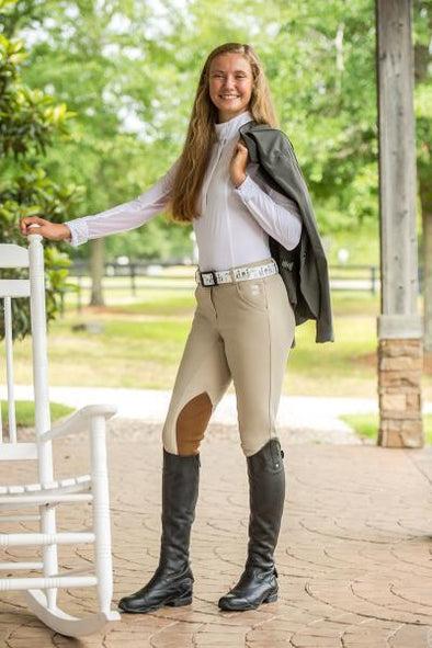 FITS Pippa Knee Patch Breech