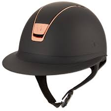Samshield Miss Shield Shadowmatt Helmet Rose Gold