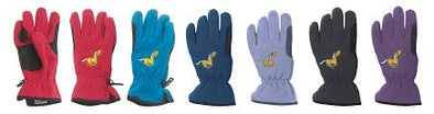 Equistar Childs Fleece Pony Gloves