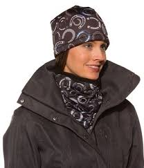 Kerrits Shoe-In Neck Warmer Ebony