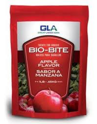 Bio-Bite Apple Flavour Treats 1lb