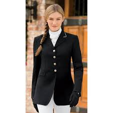 RJ Classics Soft Shell Piaffe Dressage Jacket