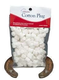 Nunn Finer Cotton Stud Plugs