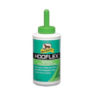 Absorbine Hooflex Natural Conditioner w Brush 450ml