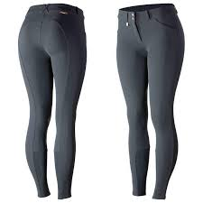Horze Womens Grand Prix Knee Patch Breech