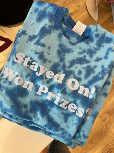Phyllis Stein Stayed On Won Prizes Tee