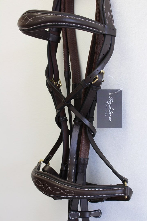 Brydalworx Anatomical Bridle