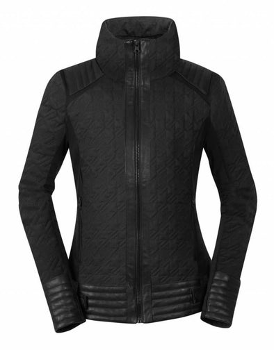 Kerrits Eq Quilted Moto Jacket